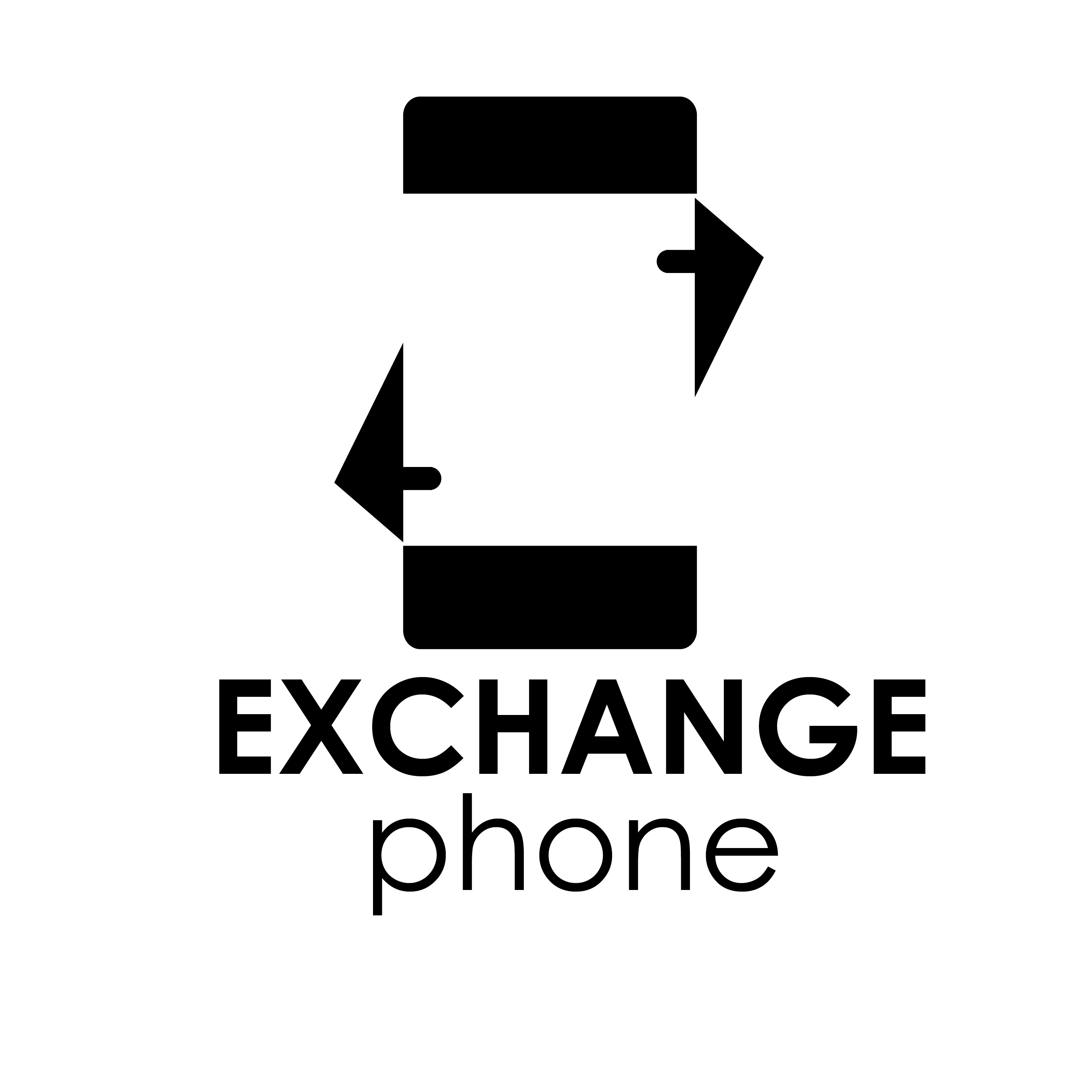 Exchange Phone Logo